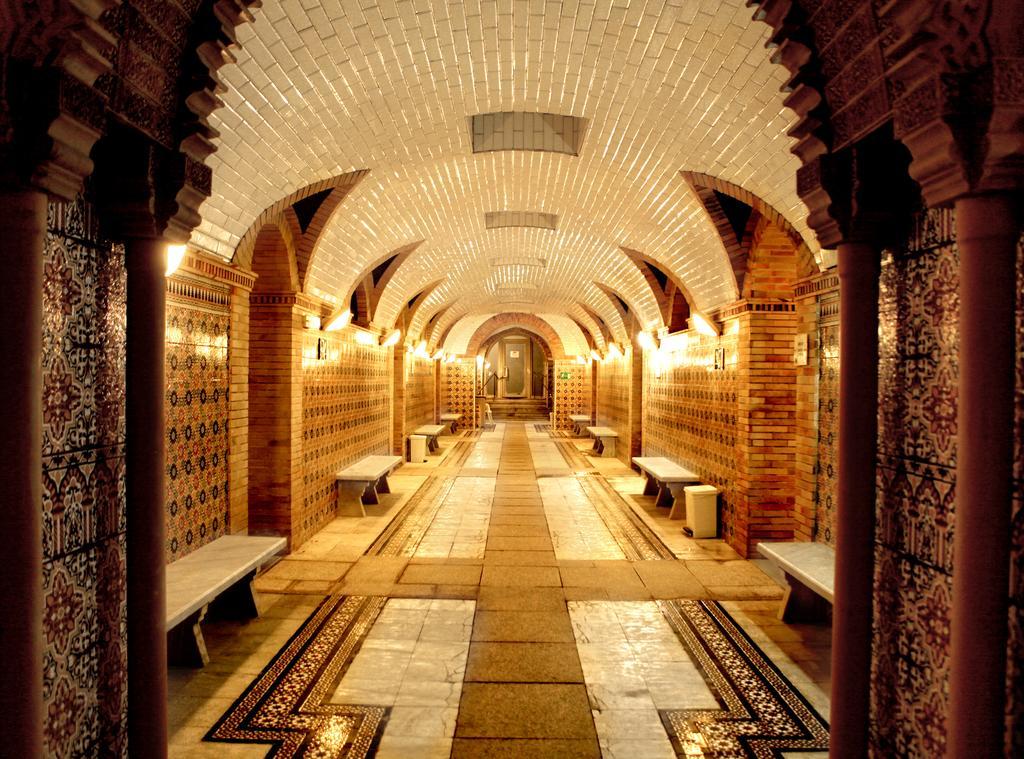 Galeria termal Baños de Archena