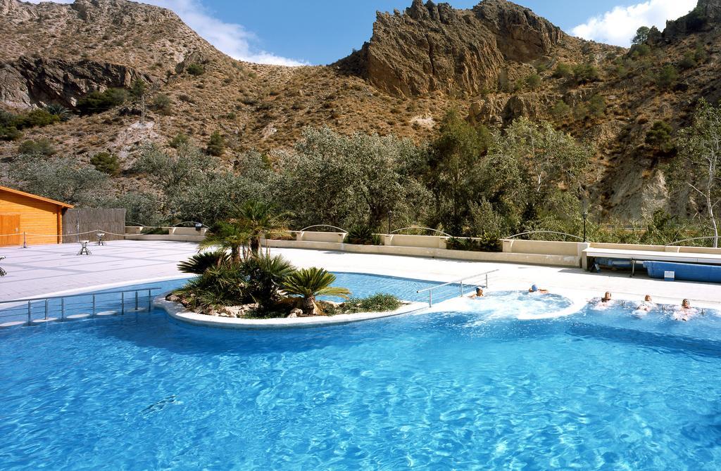 piscina exterior Valle Ricote