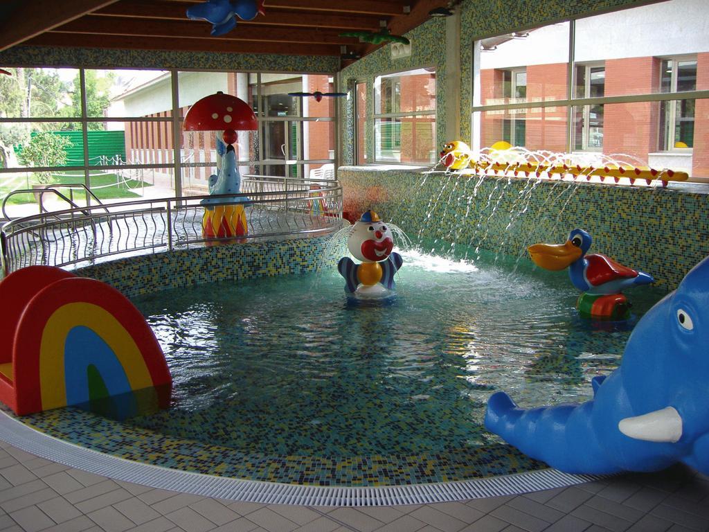 piscina infantil Balneario