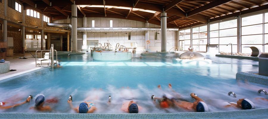 piscina interior Baños de Archena