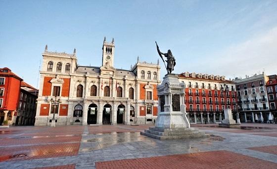 Valladolid Plaza Mayor