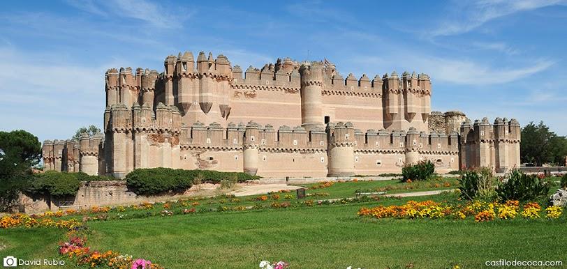 Ruta Castillos Castillo de Coca