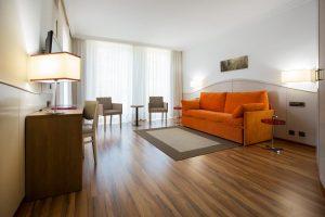 habitación junior suite balneario Arnedillo